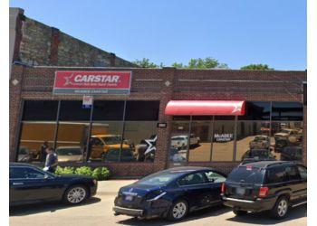 Topeka auto body shop McAbee CARSTAR