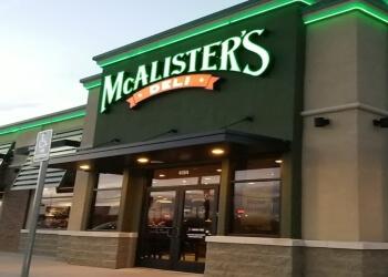 Amarillo sandwich shop McAlister's Deli