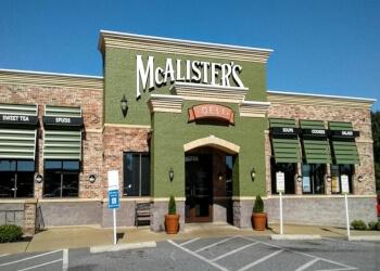 Columbus sandwich shop McAlister's Deli