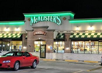 Corpus Christi sandwich shop McAlister's Deli