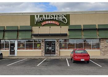 Indianapolis sandwich shop McAlister's Deli