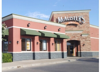 Lubbock sandwich shop McAlister's Deli