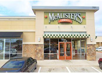 Plano sandwich shop McAlister's Deli