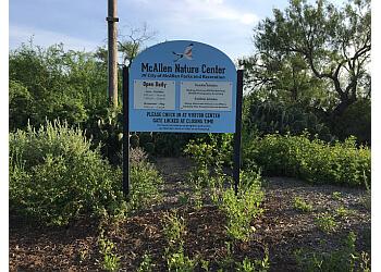 McAllen hiking trail McAllen Nature Center