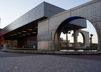 McAllen landmark McAllen Public Library