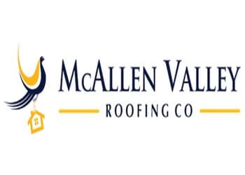 McAllen roofing contractor McAllen Valley Roofing Co