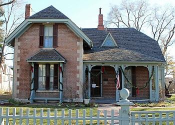 Colorado Springs landmark MCALLISTER HOUSE Museum
