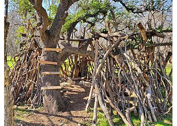 San Antonio public park McAllister Park