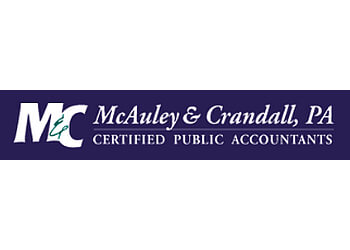 Overland Park accounting firm McAuley & Crandall, PA