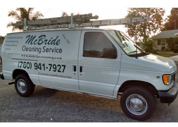 Oceanside commercial cleaning service McBride Cleaning Service