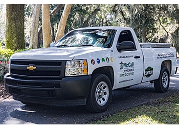 Jacksonville pest control company McCall Service