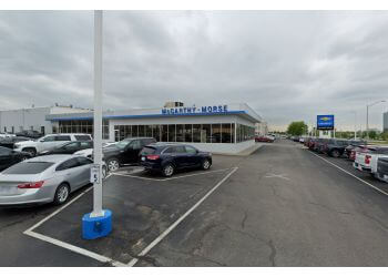 Overland Park auto body shop McCarthy Collision Center of Overland Park