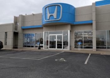 Overland Park car dealership McCarthy Honda