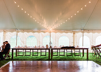 Buffalo event rental company McCarthy Tents & Events