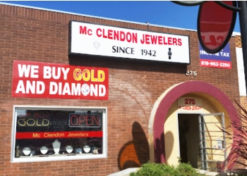 Chula Vista jewelry McClendon Jewelers