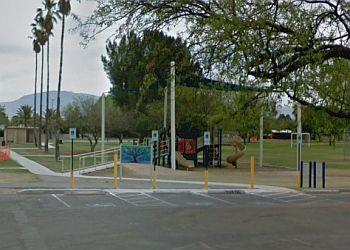 Tucson public park McCormick Park
