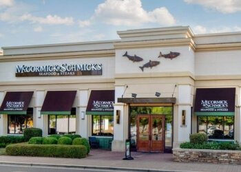 Charlotte seafood restaurant McCormick & Schmick's Seafood & Steaks