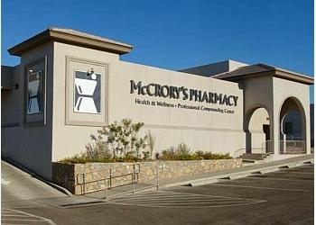El Paso pharmacy Mccrory'S Pharmacy, Inc