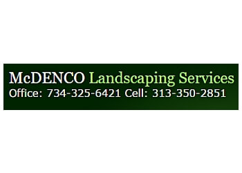 Detroit lawn care service McDENCO Landscaping Services