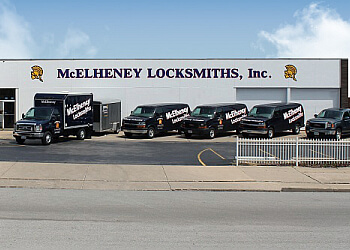 Toledo locksmith McElheney Locksmiths, Inc.