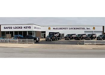 Toledo locksmith McElheney Locksmiths, Inc.