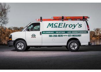 Topeka hvac service McElroy's, Inc.