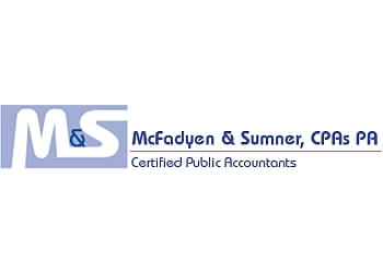 Fayetteville accounting firm McFadyen & Sumner, CPAs PA