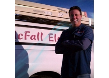 Oceanside electrician McFall Electric
