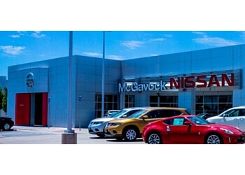 Amarillo car dealership McGavock Nissan of Amarillo