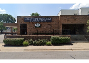 Olathe funeral home McGilley & Frye Funeral Home & Cremation Service