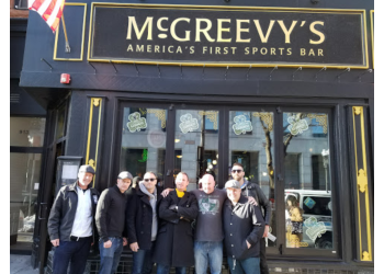 Boston sports bar McGreevy's