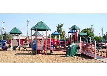 Clarksville public park McGregor Park