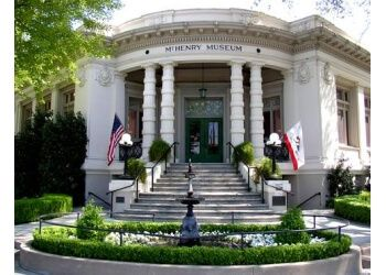 Modesto places to see McHenry Museum