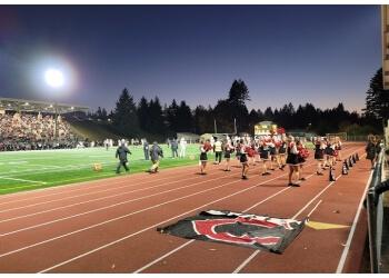 Vancouver places to see McKenzie Stadium