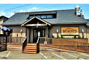 Charlotte barbecue restaurant McKoy's Smokehouse & Saloon
