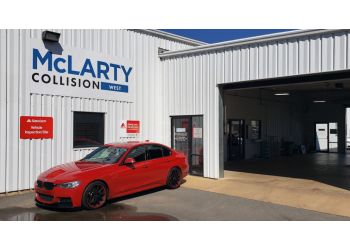 Little Rock auto body shop McLarty Collision
