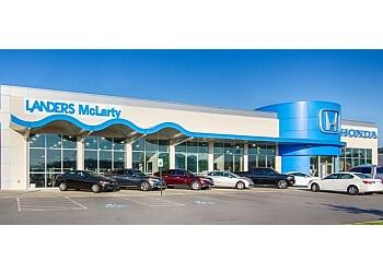 Little Rock car dealership McLarty Honda