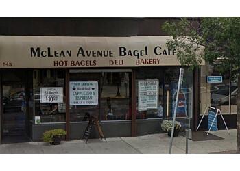 Yonkers bagel shop McLean Ave Bagel Cafe