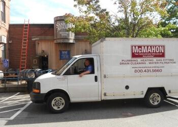 Boston plumber McMahon Plumbing & Heating