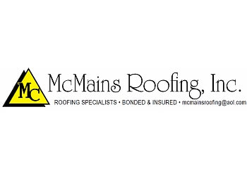 Tacoma roofing contractor McMains Roofing, inc.