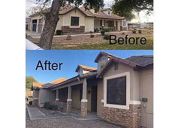 Chandler painter McMillan Brothers Painting and Roofing