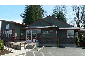 Kent veterinary clinic MCMONIGLE VETERINARY HOSPITAL, PLLC