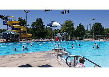 Wichita amusement park McPherson Water Park