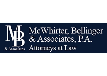 Columbia medical malpractice lawyer McWhirter, Bellinger & Associates, P.A.