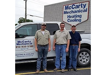 Kansas City hvac service Mccarty Mechanical