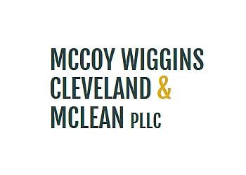 Fayetteville estate planning lawyer Mccoy Wiggins Cleveland & Mclean PLLC
