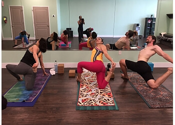 Killeen yoga studio Me, My Mat, and I