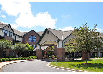 Madison assisted living facility Meadowmere Madison