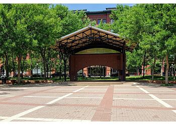 St Paul public park Mears Park