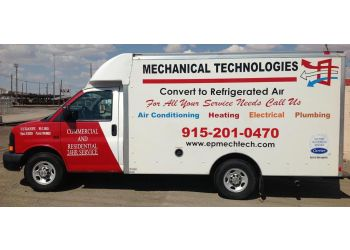 El Paso hvac service Mechanical Technologies